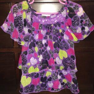 Shirts & Tops - Girls 3T blouse